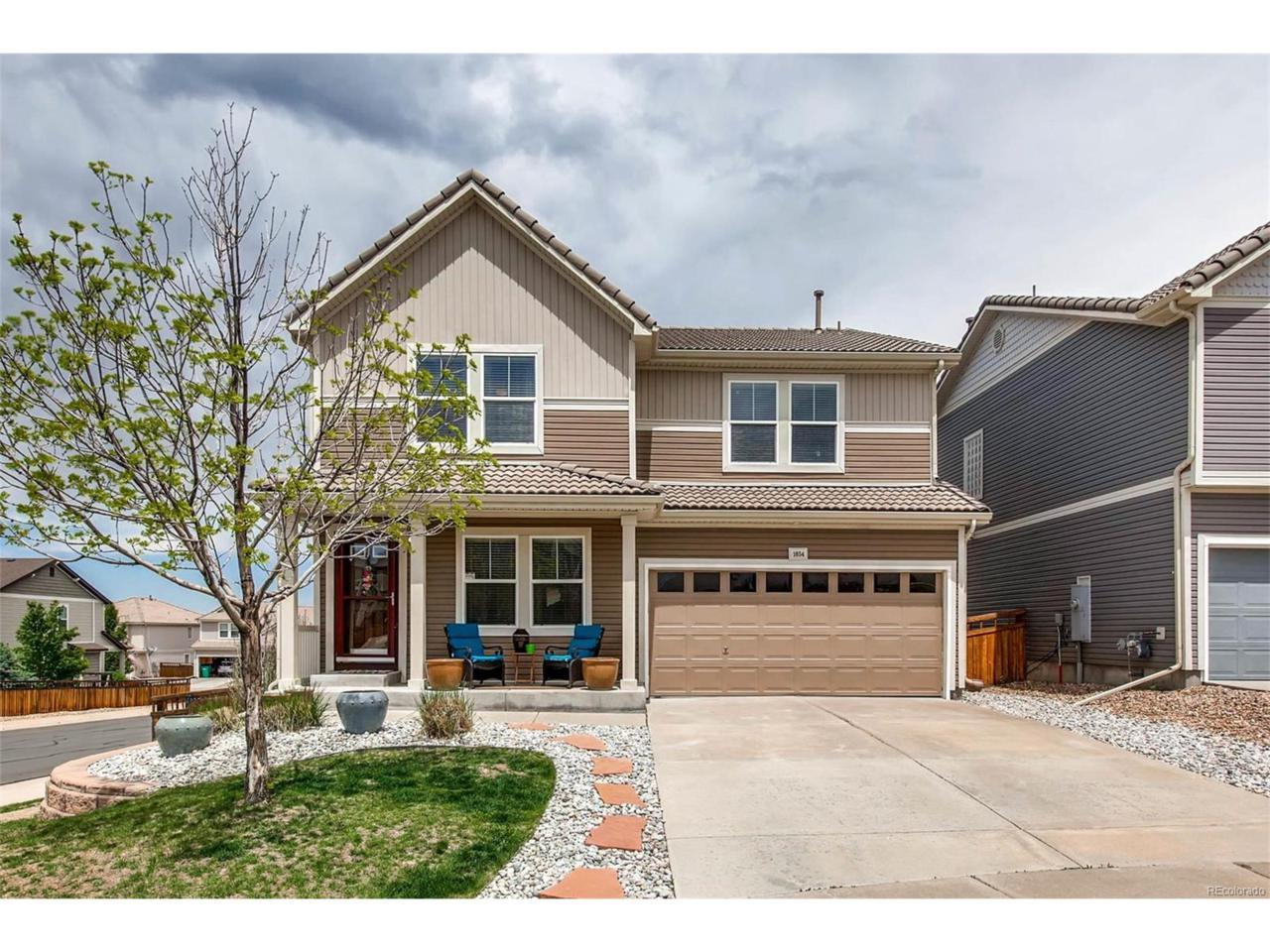 1854 Morningview Lane, Castle Rock, CO 80109 (MLS #3457800) :: 8z Real Estate