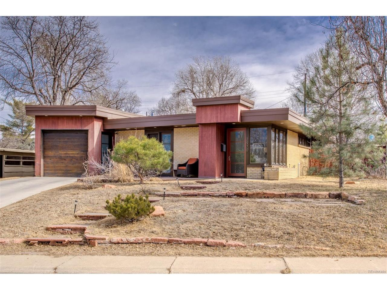 2970 S Marion Street, Englewood, CO 80113 (MLS #3458032) :: 8z Real Estate