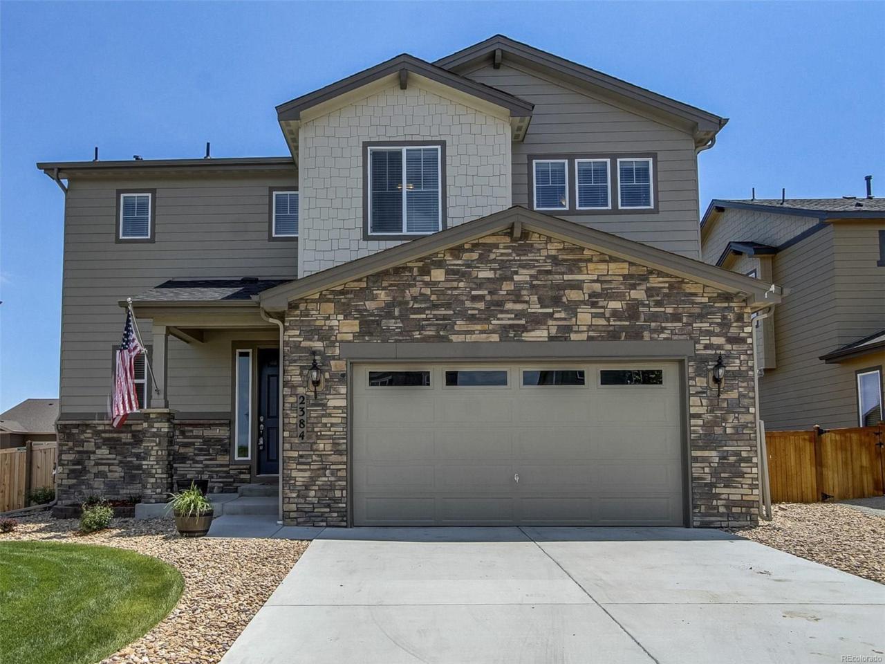 2384 Summerhill Drive, Castle Rock, CO 80108 (MLS #3459853) :: 8z Real Estate