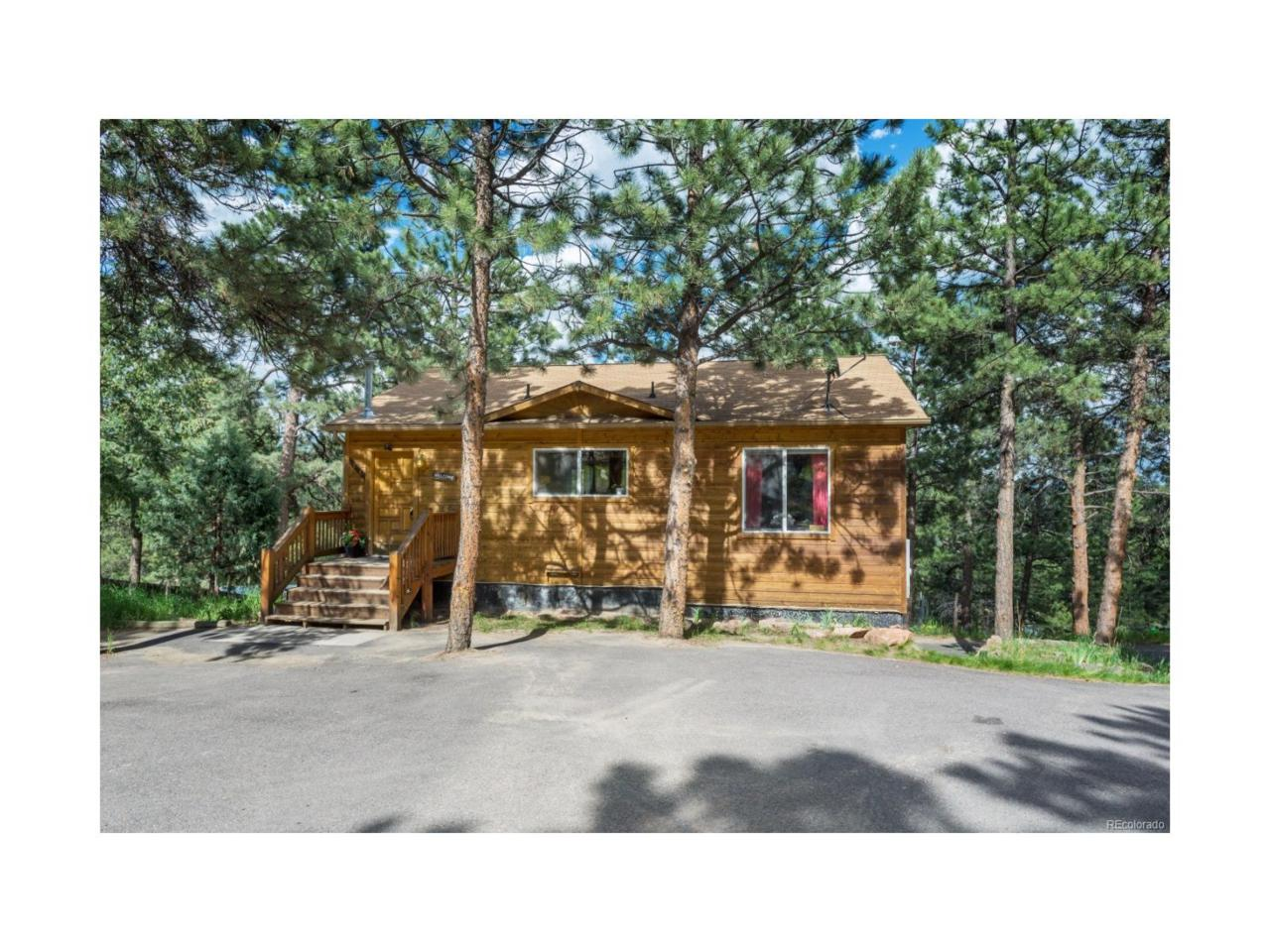 84 S Laura Avenue, Pine, CO 80470 (MLS #3472581) :: 8z Real Estate