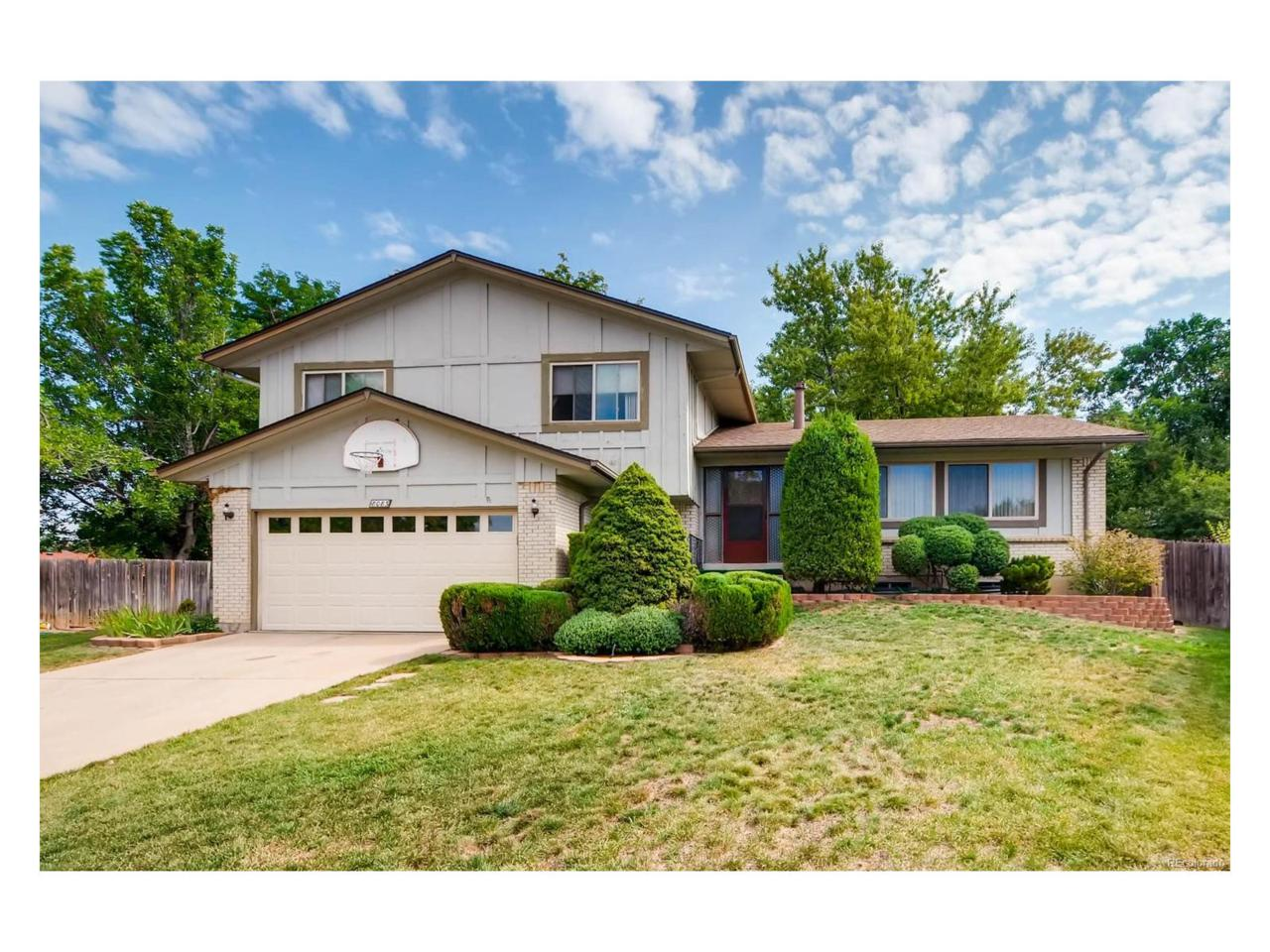 8083 E Oberlin Place, Denver, CO 80237 (#3473831) :: Thrive Real Estate Group