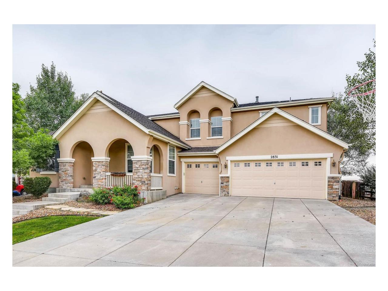 2831 Eagle Circle, Erie, CO 80516 (MLS #3475702) :: 8z Real Estate