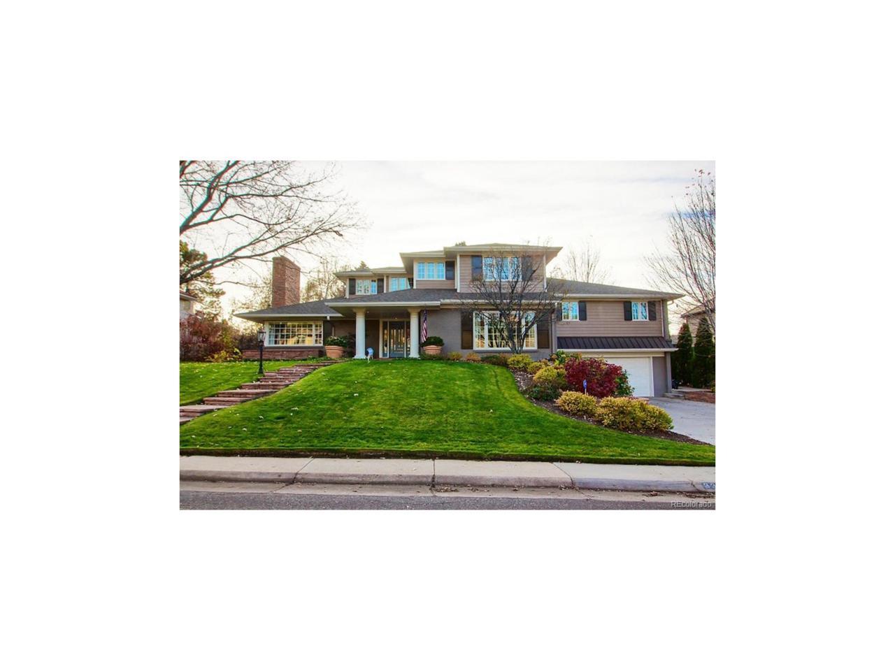 3320 E Kentucky Avenue, Denver, CO 80209 (#3494925) :: Thrive Real Estate Group
