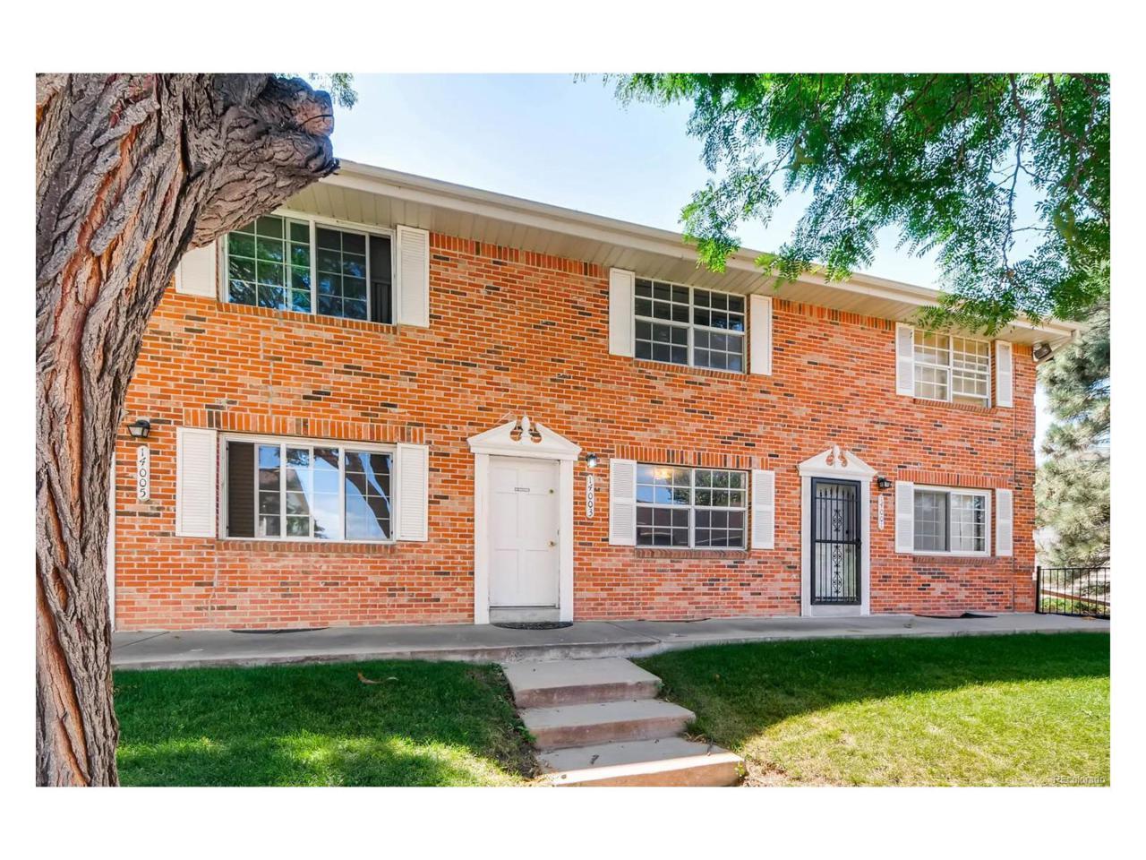 14003 E Utah Circle, Aurora, CO 80012 (MLS #3497669) :: 8z Real Estate