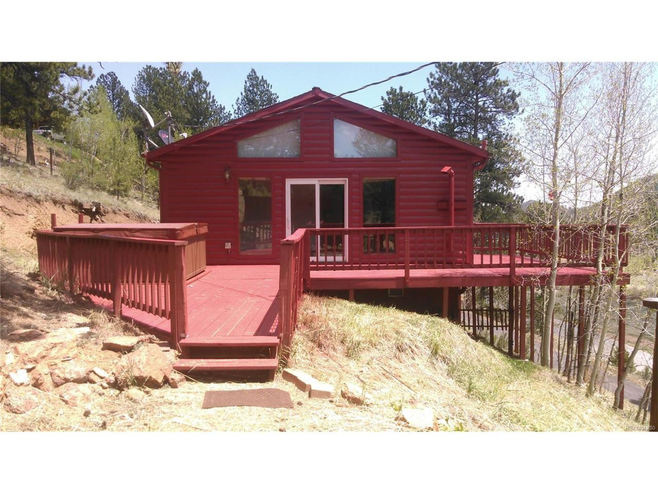 229 Wilkins Road, Bailey, CO 80421 (MLS #3503464) :: 8z Real Estate