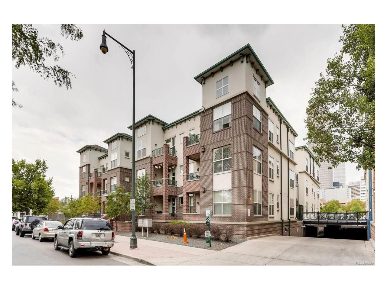 1727 Pearl Street #304, Denver, CO 80203 (MLS #3504959) :: 8z Real Estate