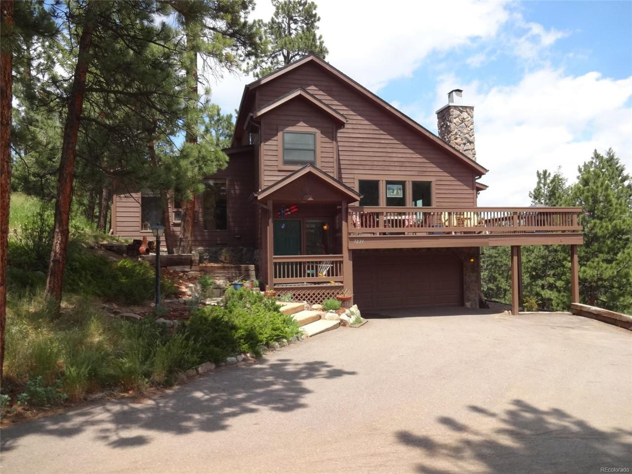 7221 S Brook Forest Road, Evergreen, CO 80439 (MLS #3516661) :: 8z Real Estate