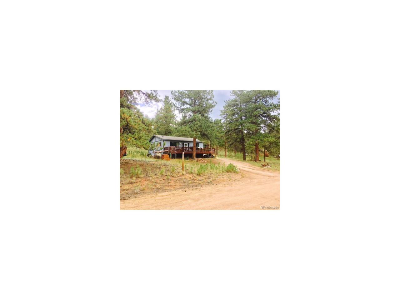 303 Hall Road, Bailey, CO 80421 (MLS #3534784) :: 8z Real Estate