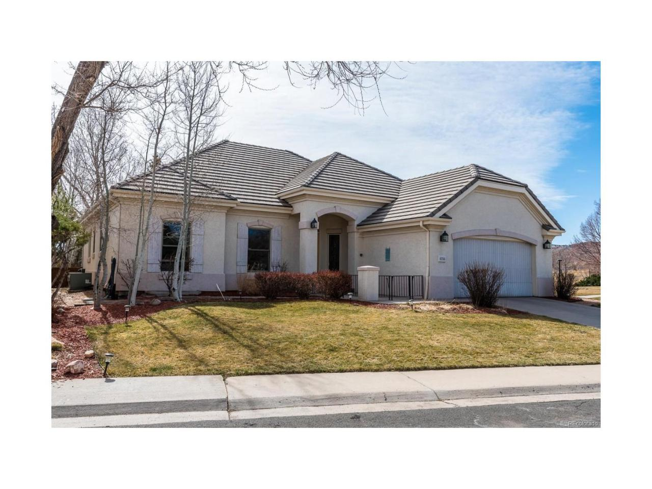 6356 S Urban Street, Littleton, CO 80127 (MLS #3567337) :: 8z Real Estate