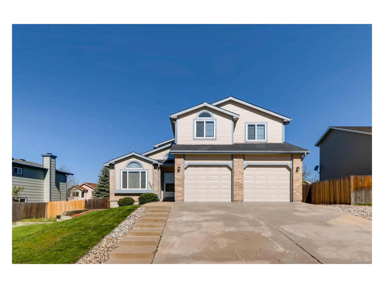 4580 Squirreltail Drive, Colorado Springs, CO 80920 (MLS #3593030) :: 8z Real Estate