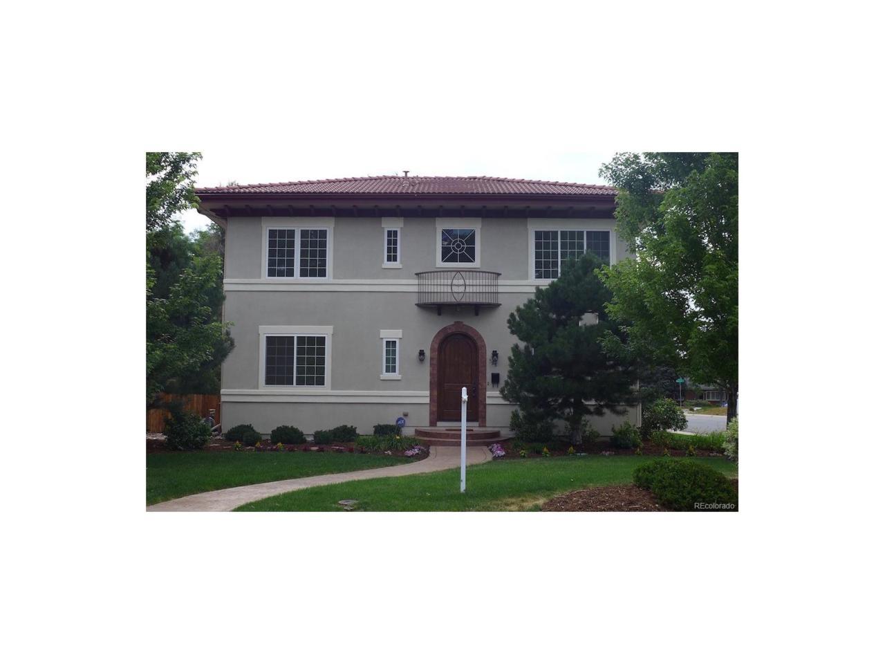 795 Krameria Street, Denver, CO 80220 (MLS #3616754) :: 8z Real Estate