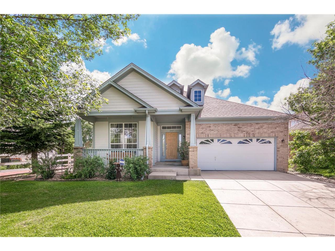 1517 Sicily Drive, Longmont, CO 80503 (MLS #3618062) :: 8z Real Estate