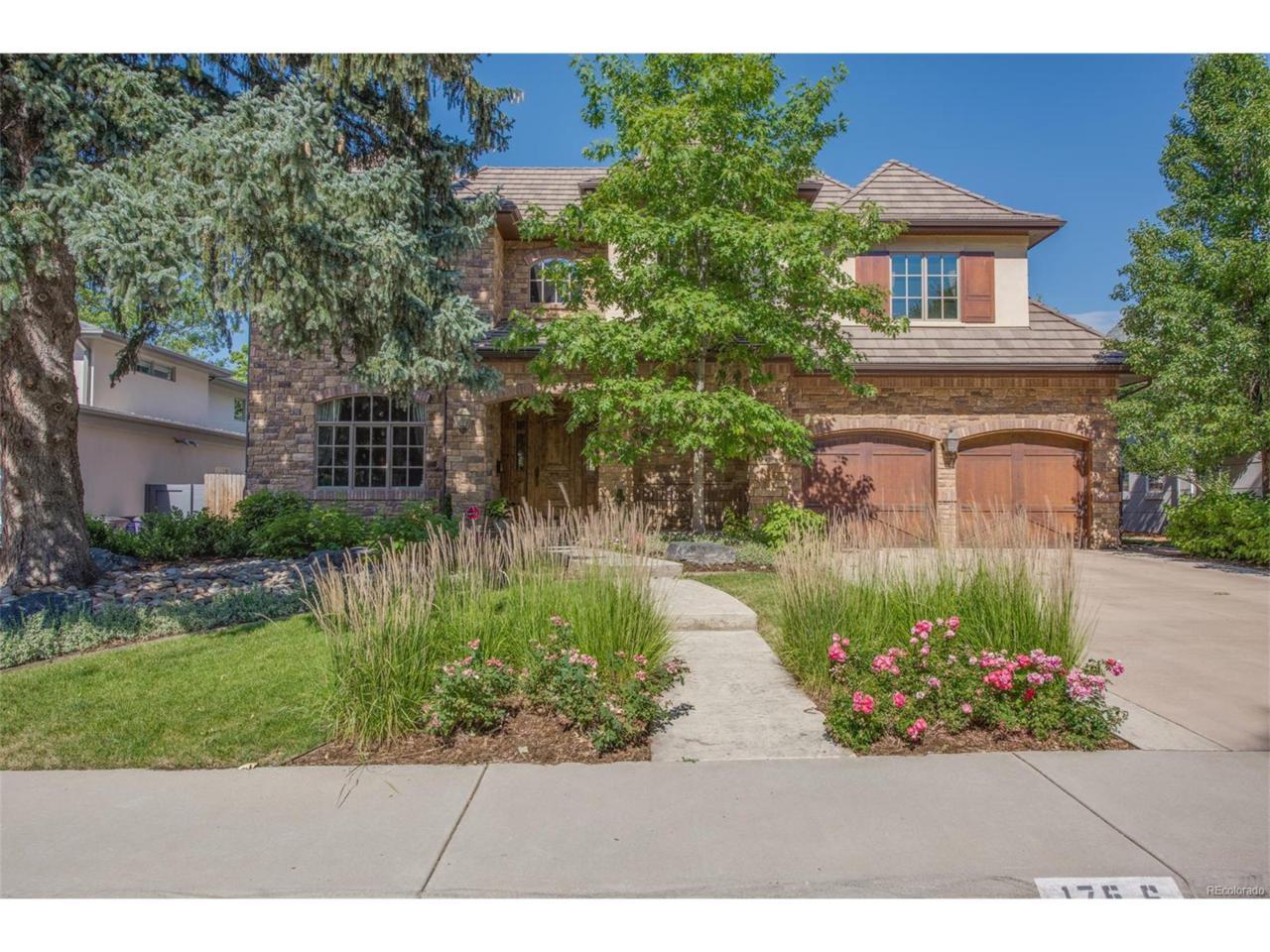175 S Forest Street, Denver, CO 80246 (MLS #3630450) :: 8z Real Estate