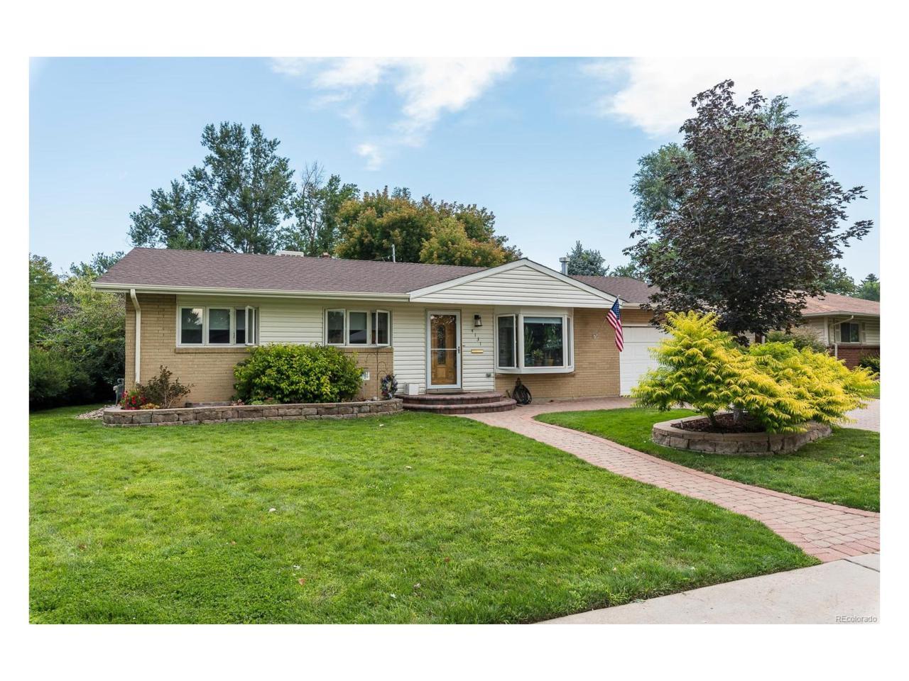 4131 W Greenwood Place, Denver, CO 80236 (MLS #3671073) :: 8z Real Estate
