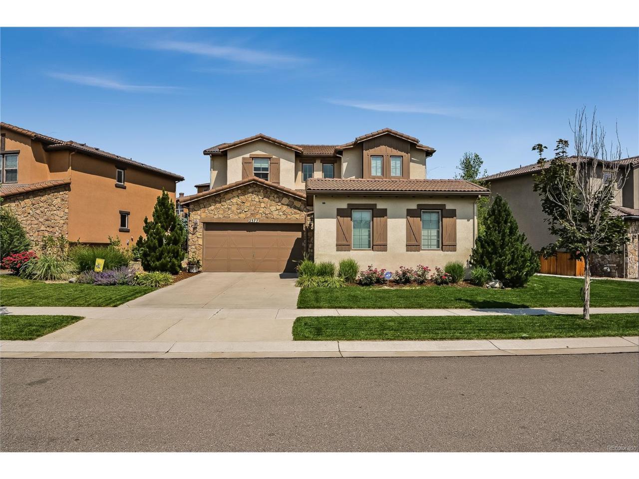 2377 S Loveland Street, Lakewood, CO 80228 (MLS #3767003) :: 8z Real Estate