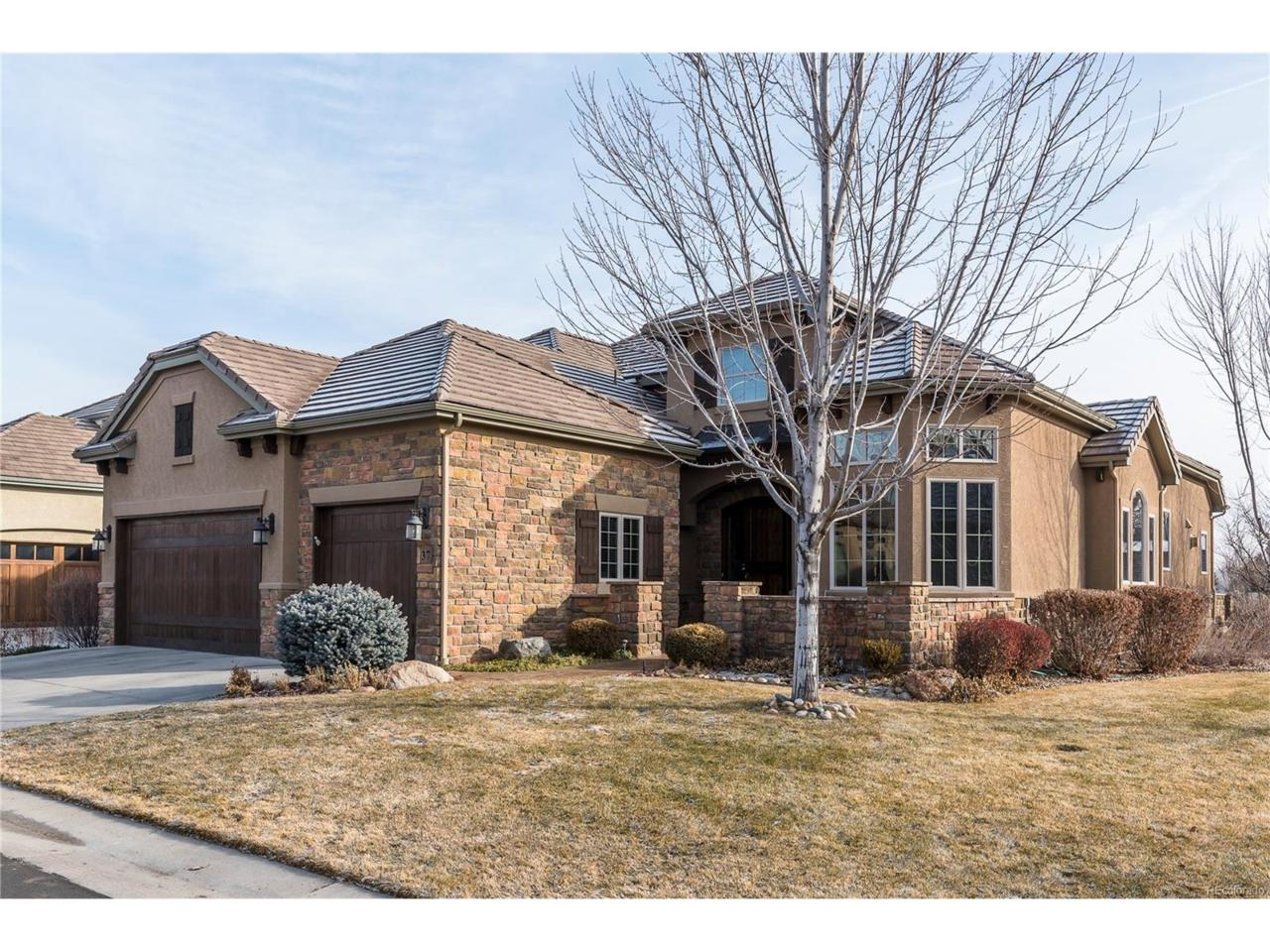 37 Brookhaven Place, Littleton, CO 80123 (#3778197) :: The Peak Properties Group