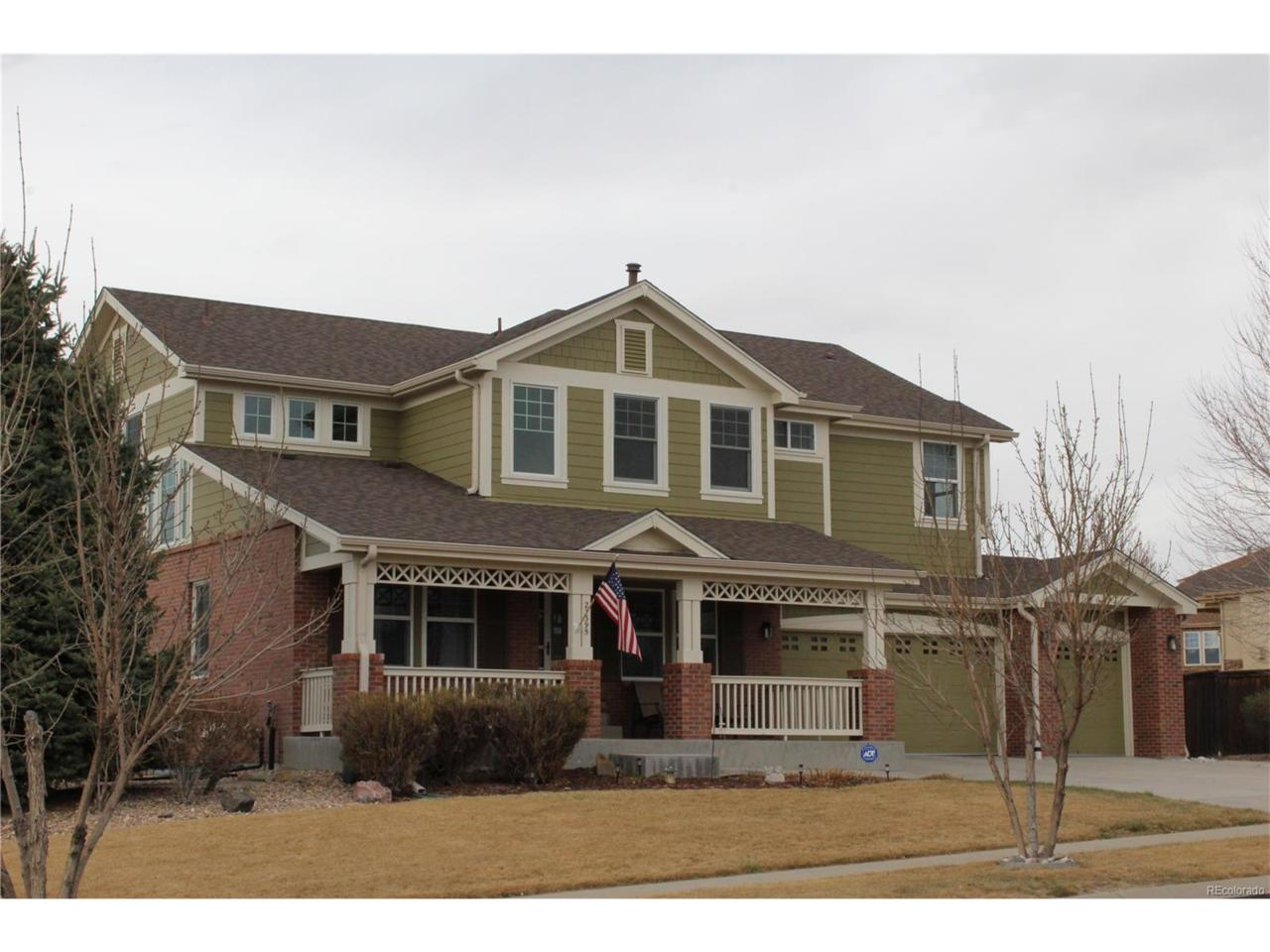 21395 E Greenwood Place, Aurora, CO 80013 (#3795646) :: Thrive Real Estate Group