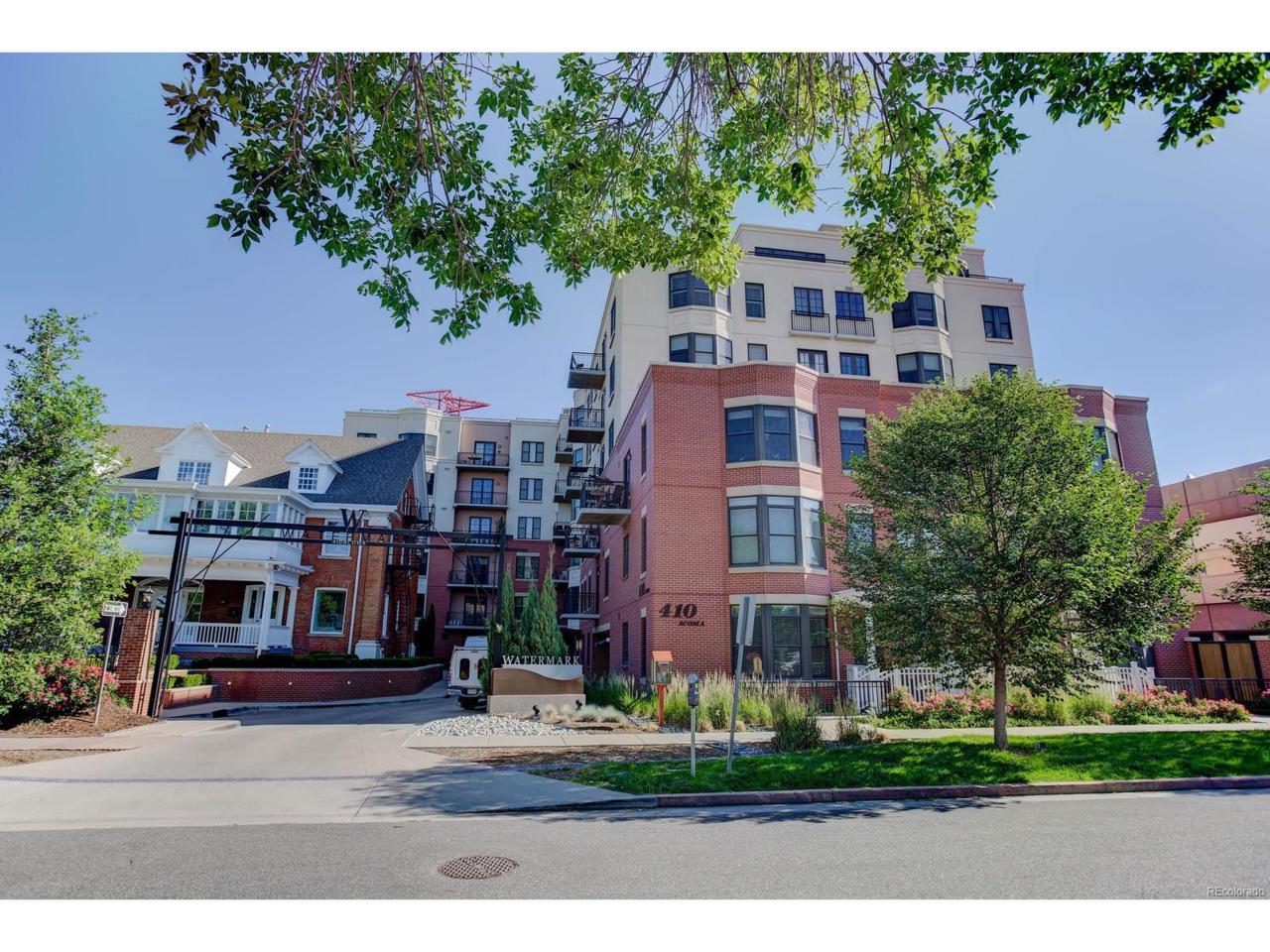 410 Acoma Street #410, Denver, CO 80204 (MLS #3803583) :: 8z Real Estate