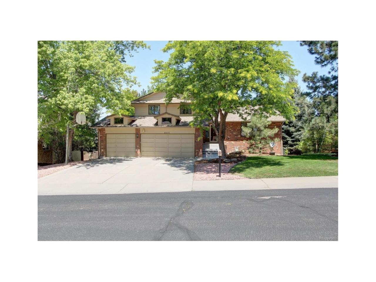 8571 W 71st Circle, Arvada, CO 80004 (MLS #3815723) :: 8z Real Estate