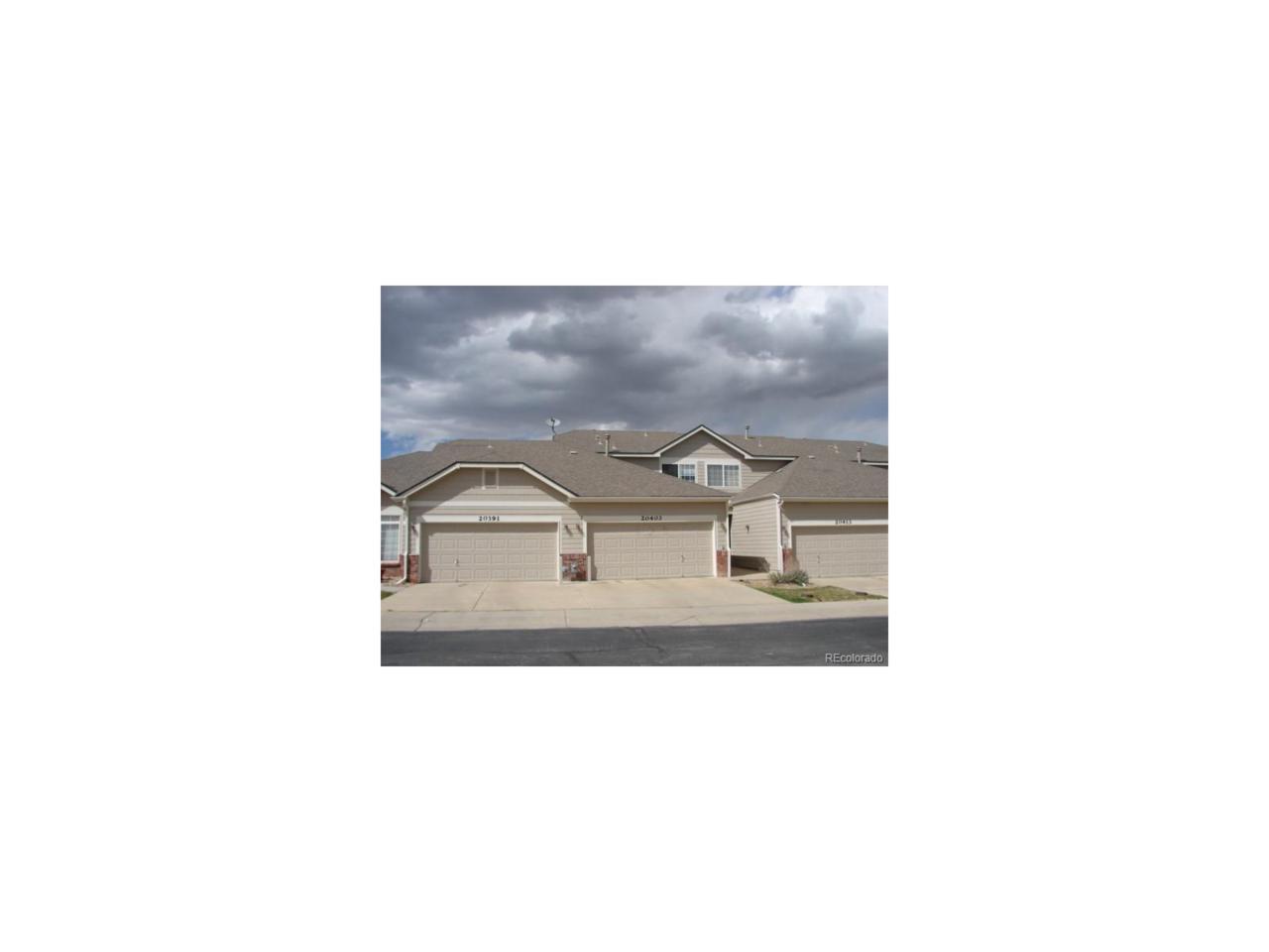 20403 E Quincy Place, Centennial, CO 80015 (#3838466) :: Thrive Real Estate Group