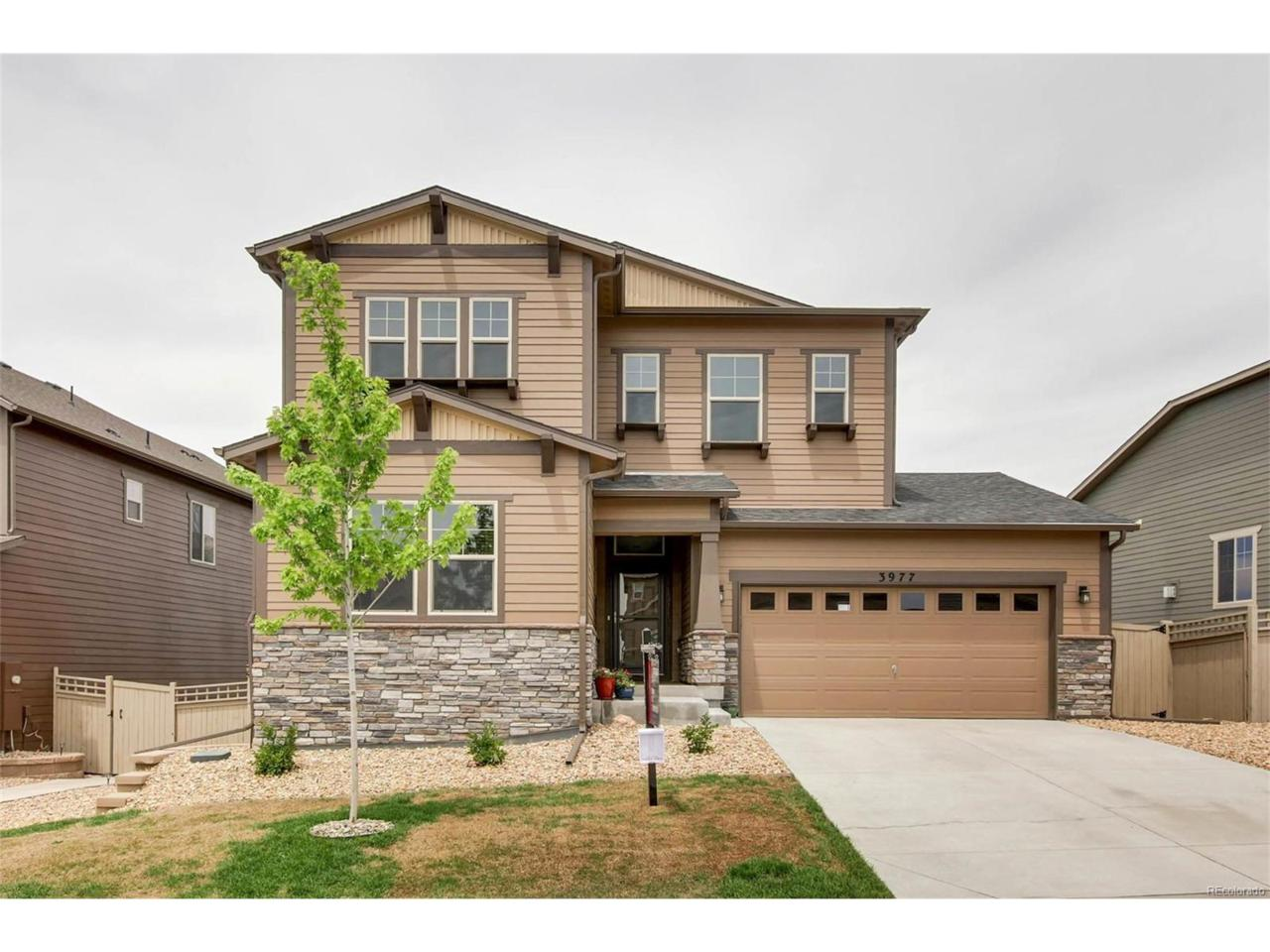 3977 Donnington Circle, Castle Rock, CO 80104 (MLS #3877894) :: 8z Real Estate