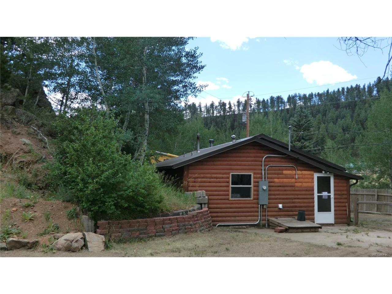 57837 Hwy 285, Bailey, CO 80421 (MLS #3904337) :: 8z Real Estate