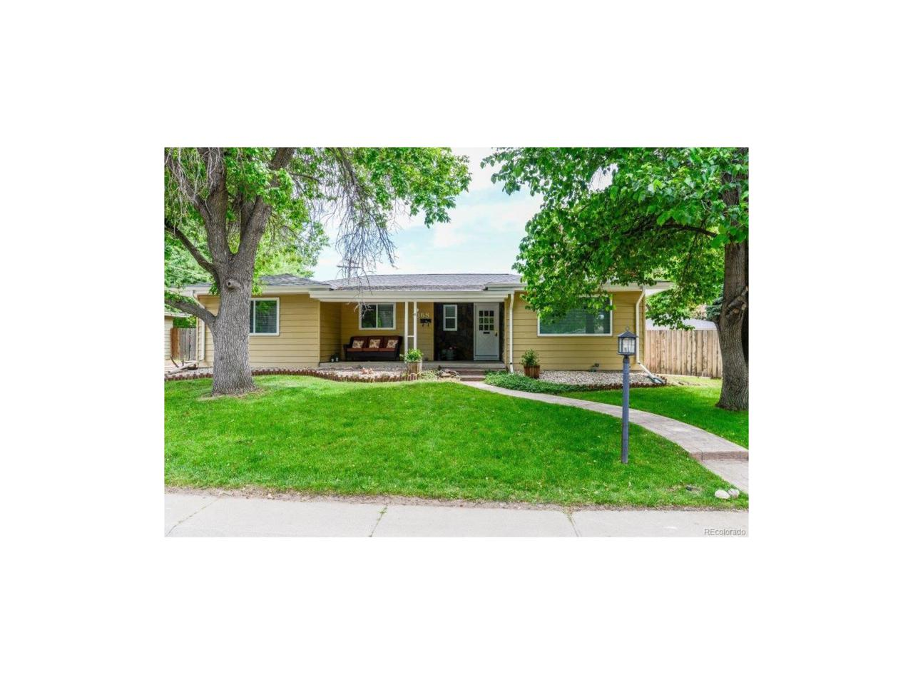 2368 E Floyd Place, Englewood, CO 80113 (MLS #3911887) :: 8z Real Estate