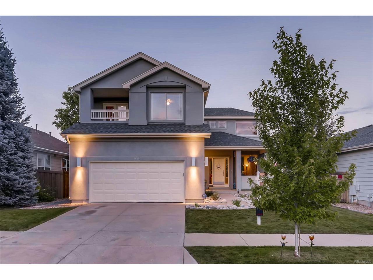 5640 S Marshall Street, Denver, CO 80123 (MLS #3934214) :: 8z Real Estate