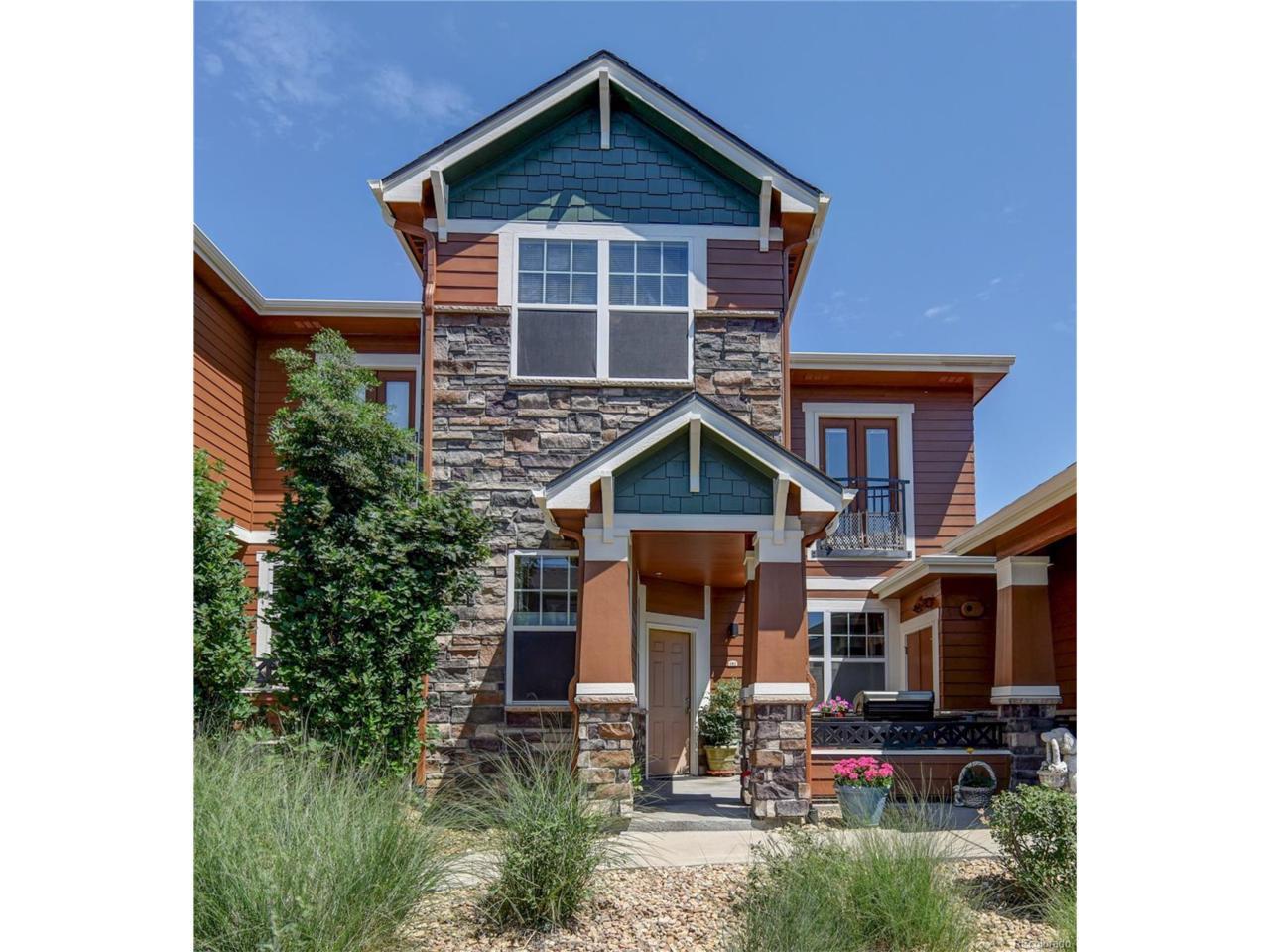 7090 Simms Street #102, Arvada, CO 80004 (MLS #3954021) :: 8z Real Estate