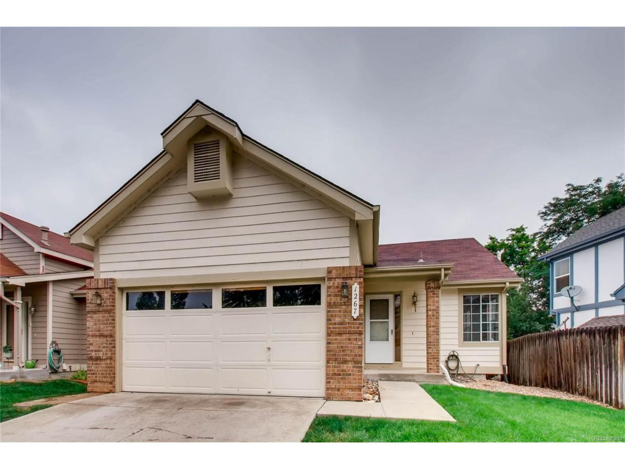 1267 W 133rd Circle, Westminster, CO 80234 (MLS #3958947) :: 8z Real Estate