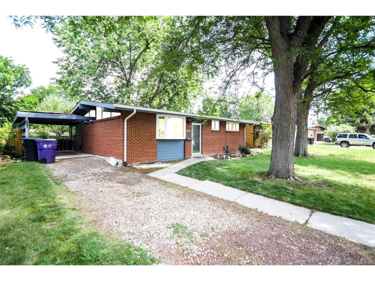 2056 S Vrain Street, Denver, CO 80219 (MLS #3989535) :: 8z Real Estate