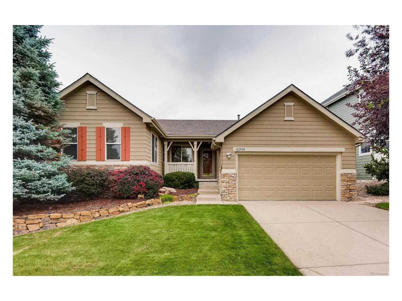 10266 Rustic Redwood Way, Highlands Ranch, CO 80126 (MLS #4000053) :: 8z Real Estate