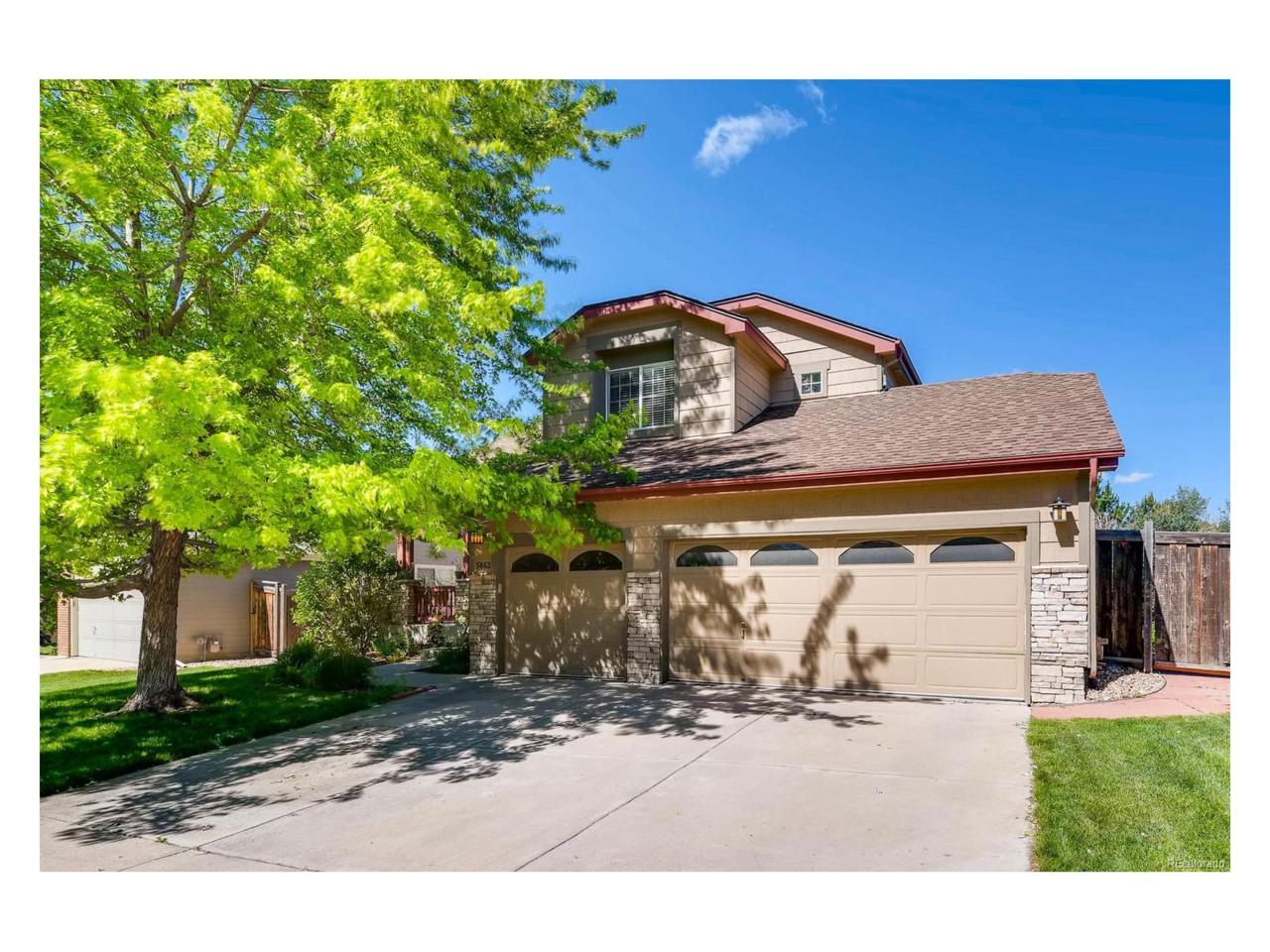 5863 S Gray Street, Littleton, CO 80123 (MLS #4019660) :: 8z Real Estate