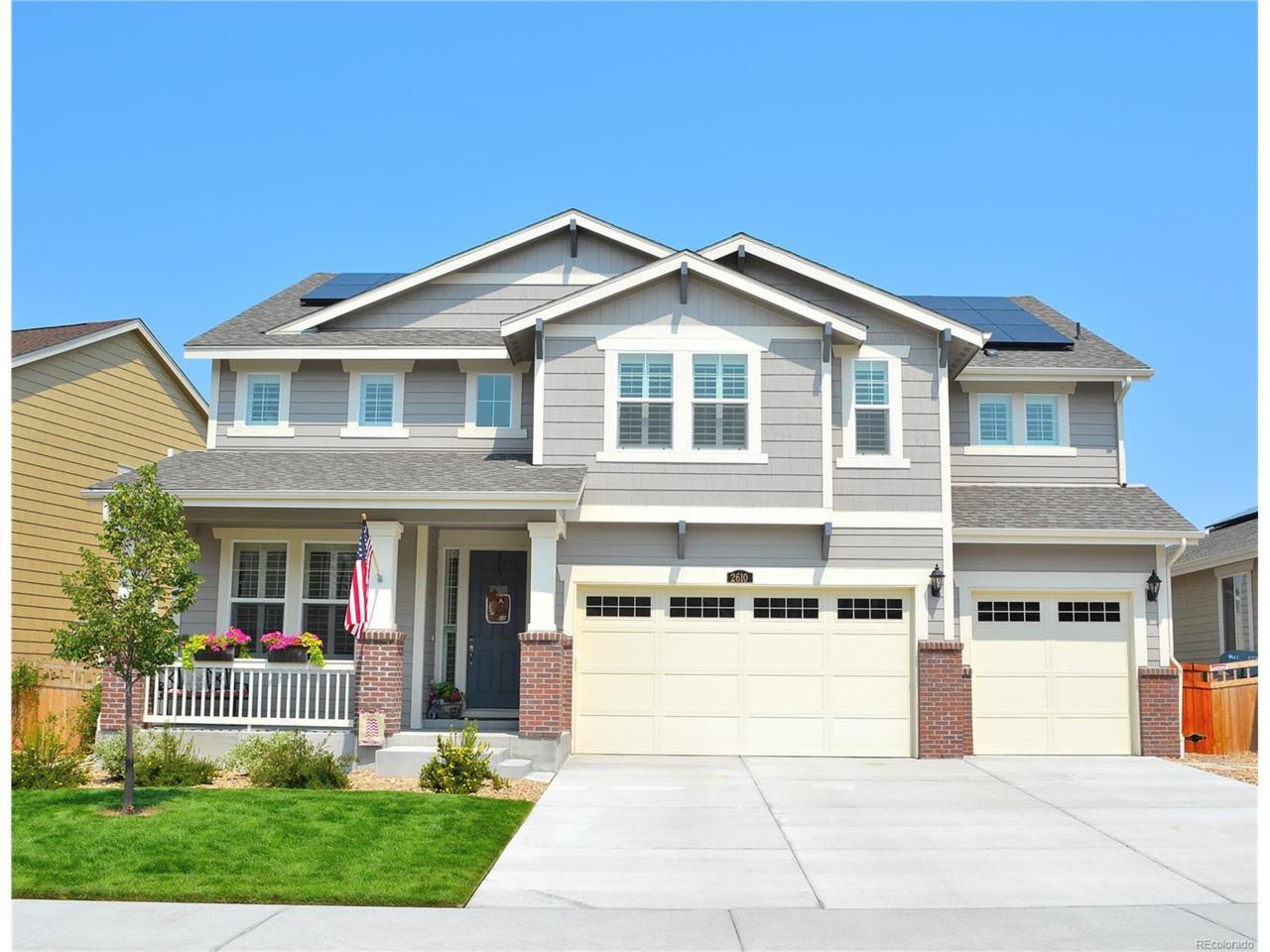 2610 Leafdale Circle, Castle Rock, CO 80109 (MLS #4031566) :: 8z Real Estate