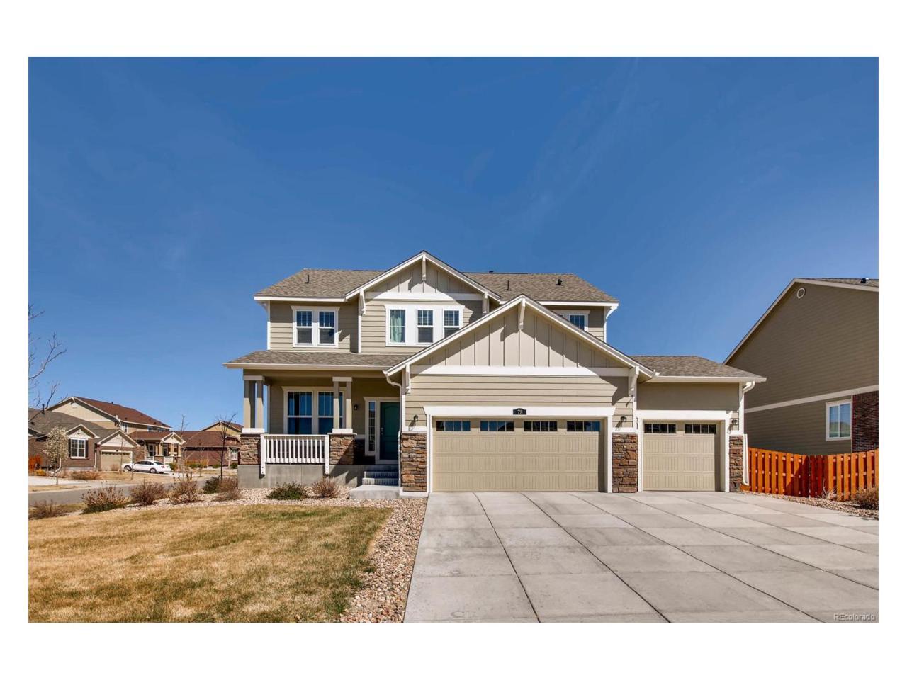78 S Millbrook Street, Aurora, CO 80018 (MLS #4034052) :: 8z Real Estate