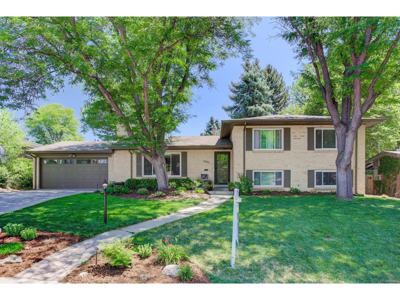 3090 S Williams Street, Denver, CO 80210 (MLS #4081283) :: 8z Real Estate