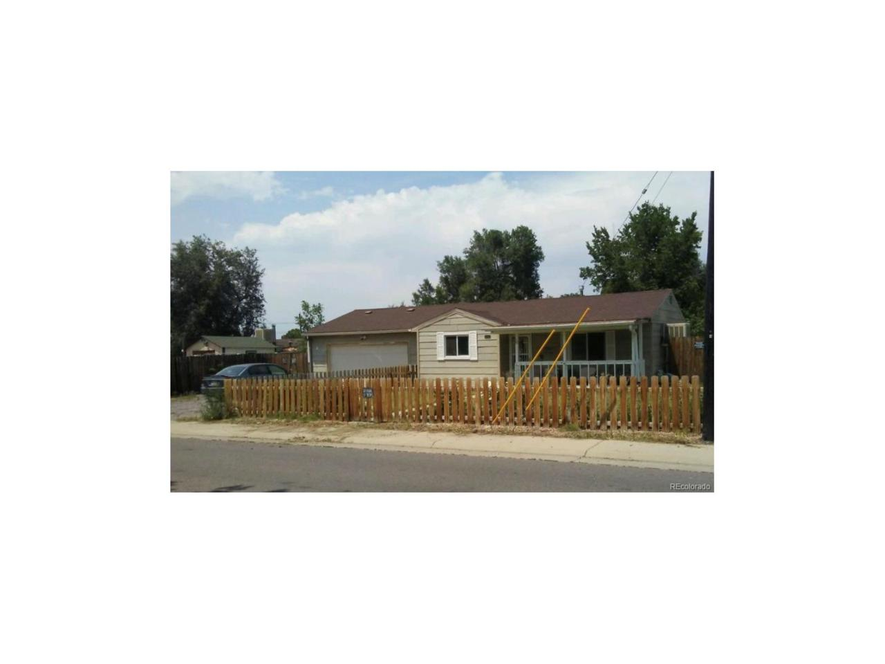 6141 E 74th Place, Commerce City, CO 80022 (MLS #4100215) :: 8z Real Estate