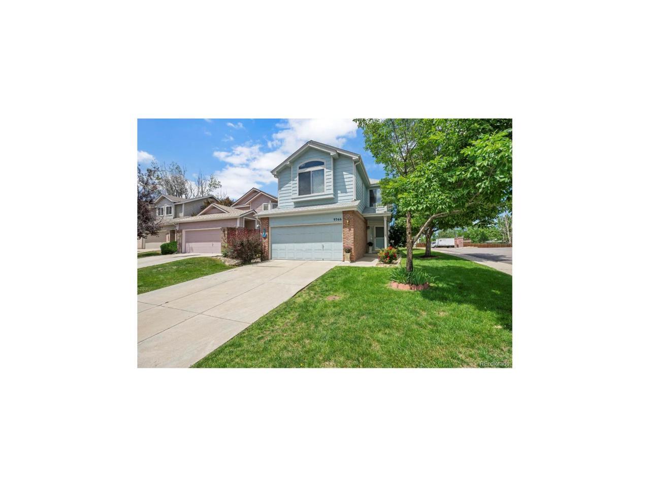 9366 W Coal Mine Avenue, Littleton, CO 80123 (MLS #4103562) :: 8z Real Estate