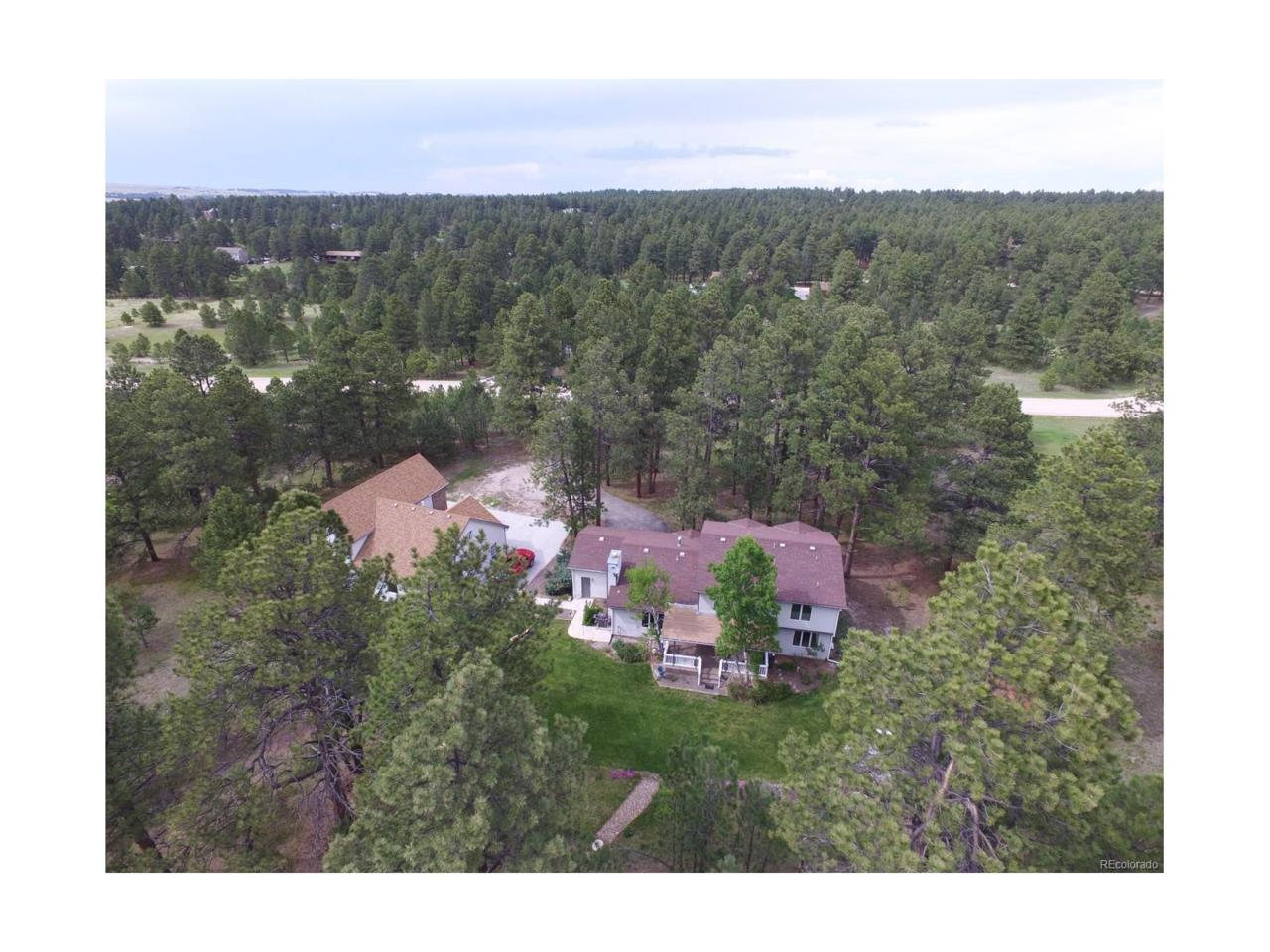 4290 Saddlewood Road, Elizabeth, CO 80107 (MLS #4128913) :: 8z Real Estate