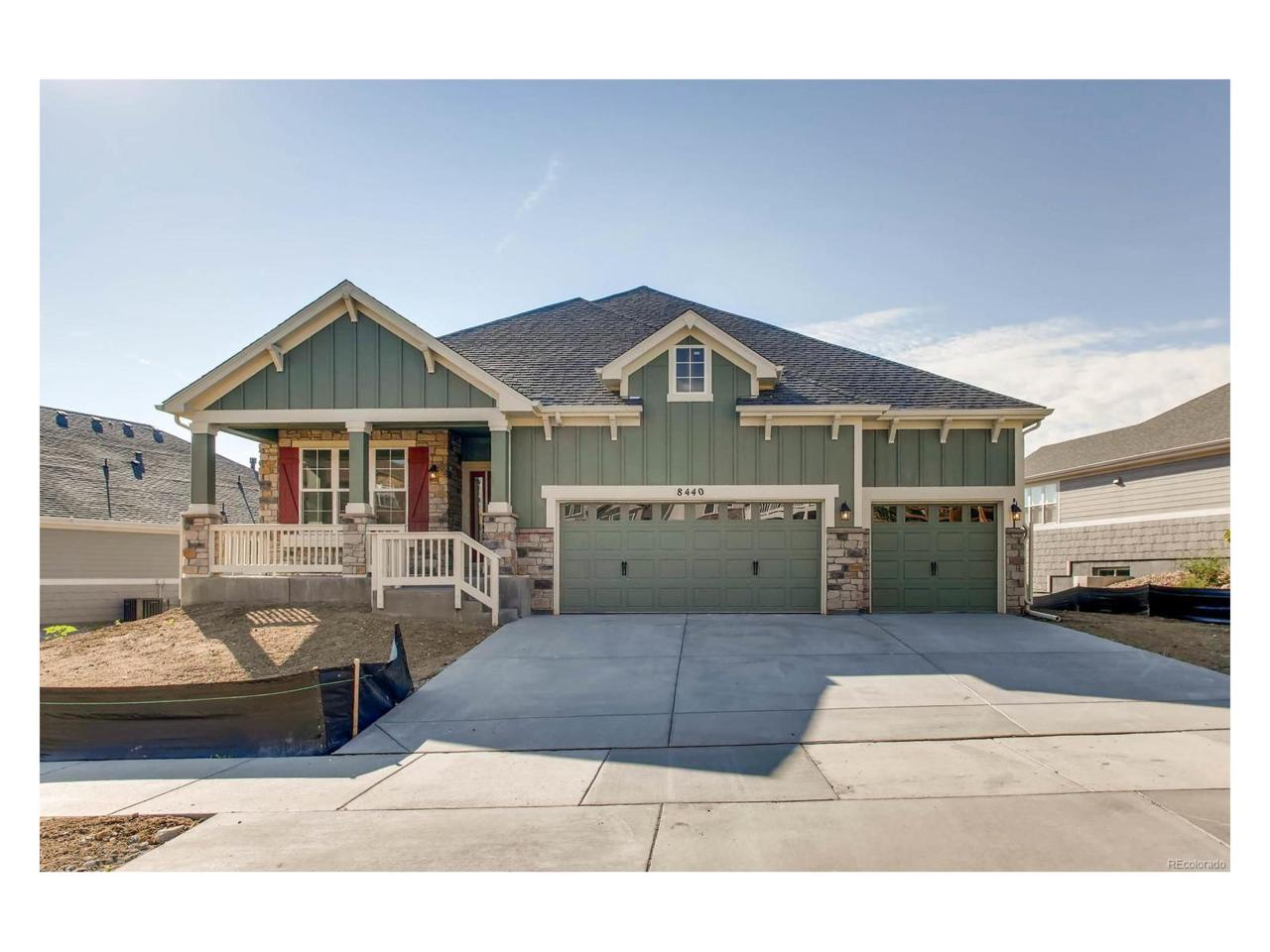 8440 Quartz Way, Arvada, CO 80007 (MLS #4133375) :: 8z Real Estate