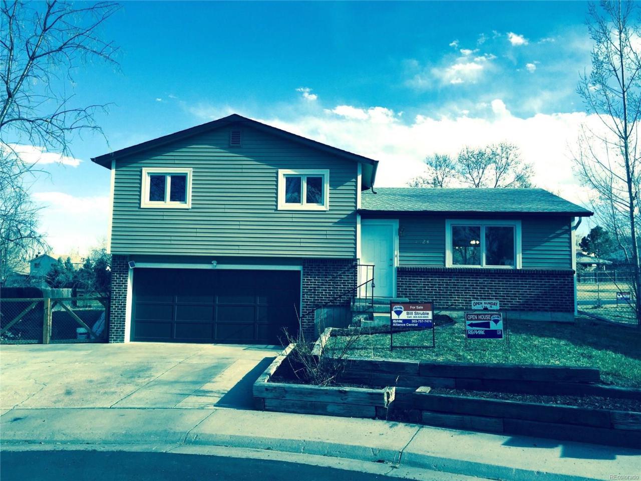 9724 W Polk Place, Littleton, CO 80123 (MLS #4151100) :: 8z Real Estate
