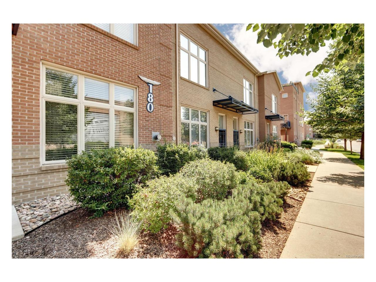 180 Roslyn Street #1206, Denver, CO 80230 (MLS #4193997) :: 8z Real Estate