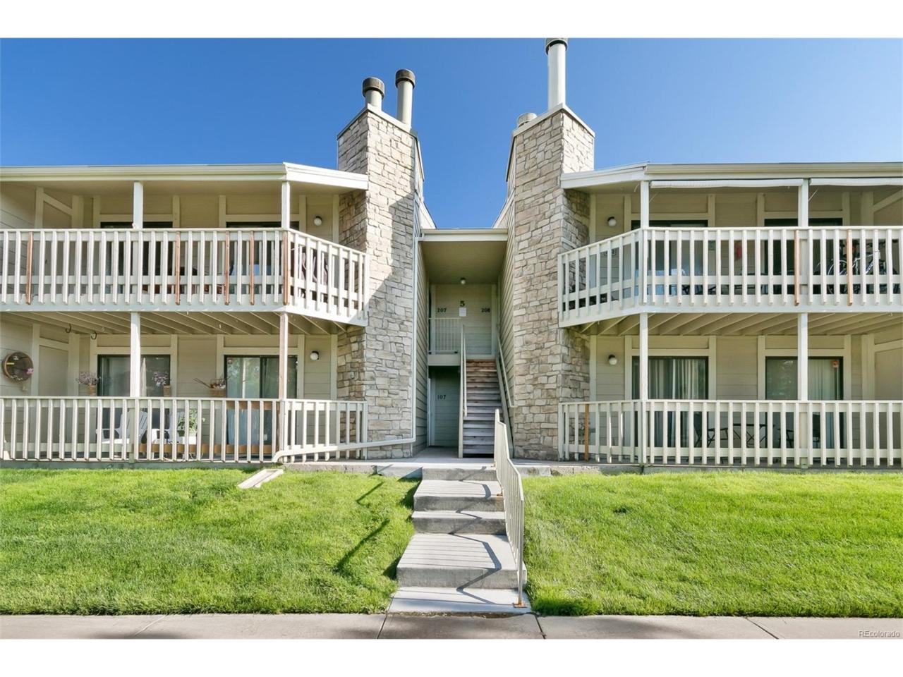 8225 Fairmount Drive 5-207, Denver, CO 80247 (MLS #4195853) :: 8z Real Estate