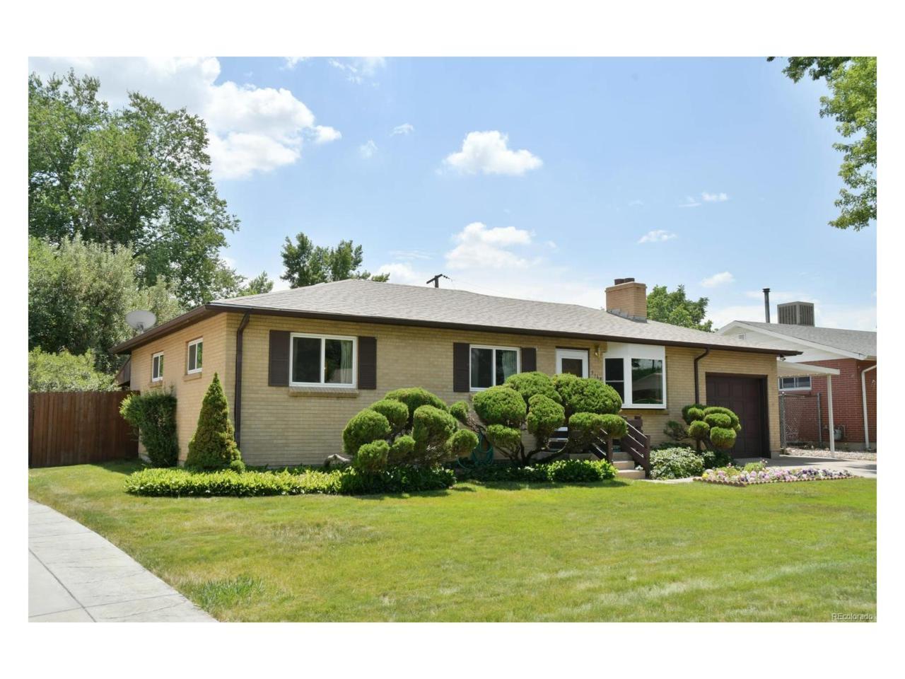 5168 W Columbia Place, Denver, CO 80236 (MLS #4206190) :: 8z Real Estate