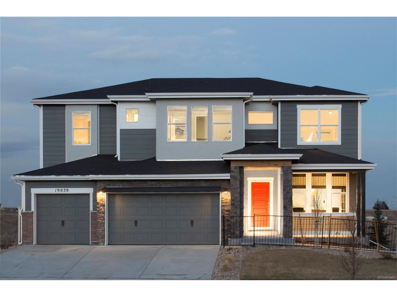 19239 W 88th Drive, Arvada, CO 80007 (MLS #4208608) :: 8z Real Estate