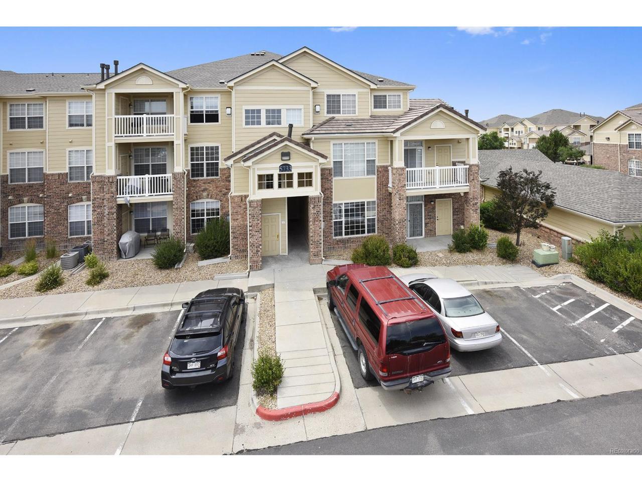 5733 N Gibralter Way 3-107, Aurora, CO 80019 (MLS #4212487) :: 8z Real Estate