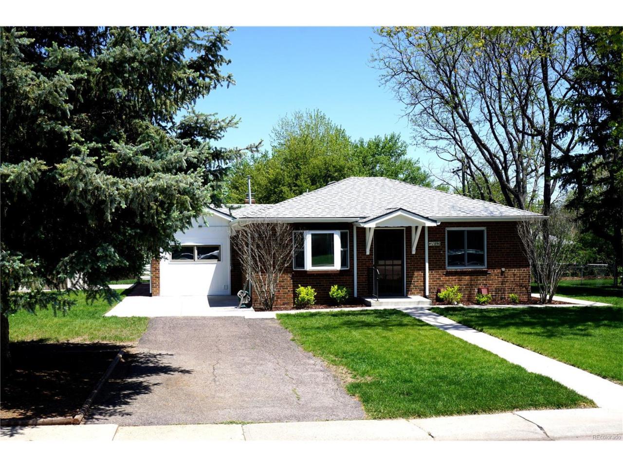 1890 Cody Street, Lakewood, CO 80215 (MLS #4229327) :: 8z Real Estate