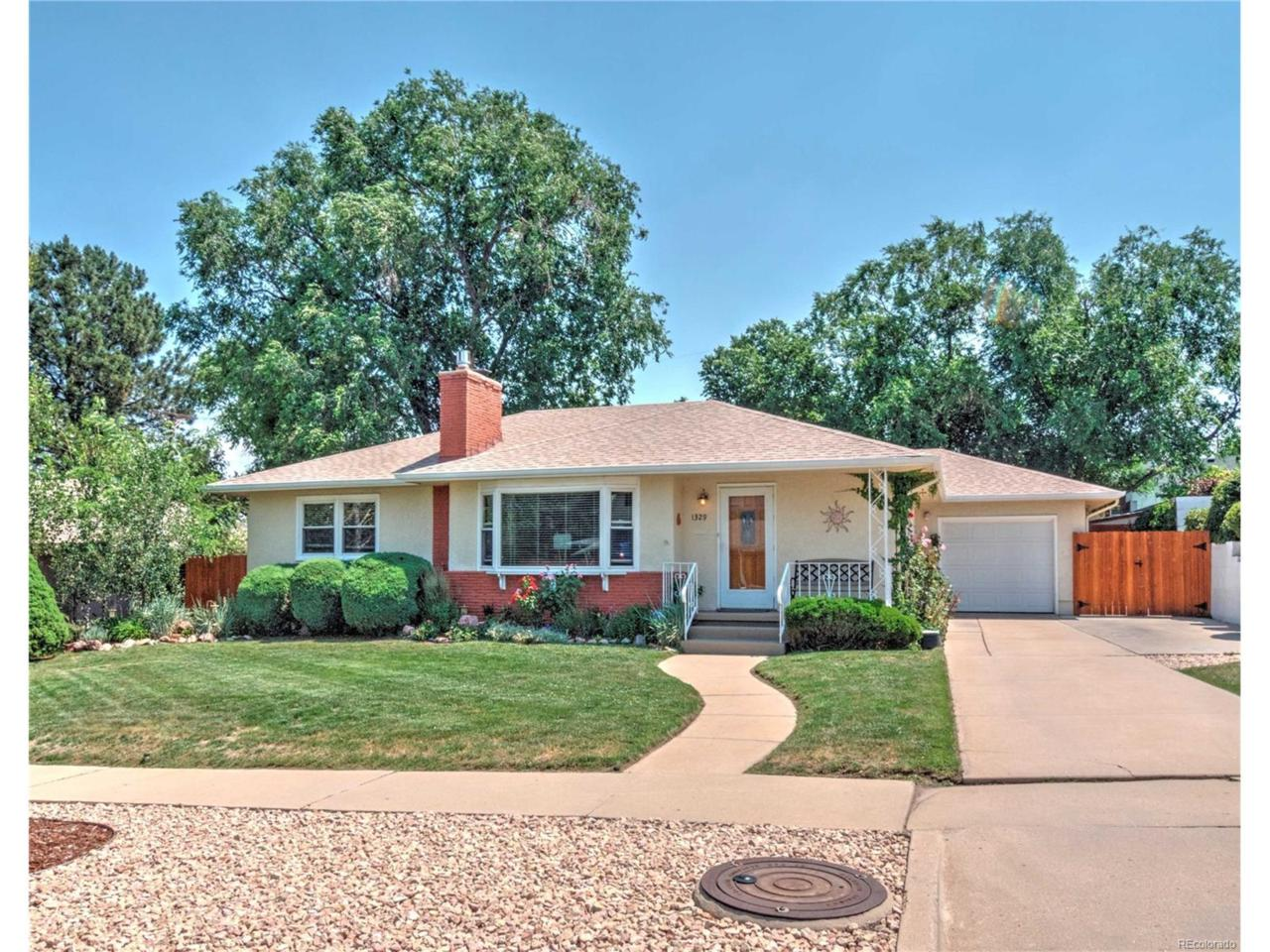 1329 Hillcrest Avenue, Colorado Springs, CO 80909 (MLS #4237305) :: 8z Real Estate