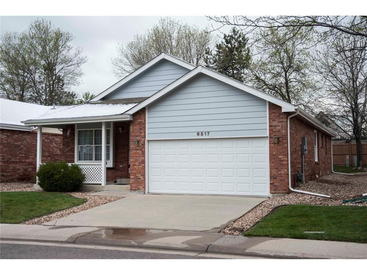 6517 Pierson Street, Arvada, CO 80004 (MLS #4246361) :: 8z Real Estate
