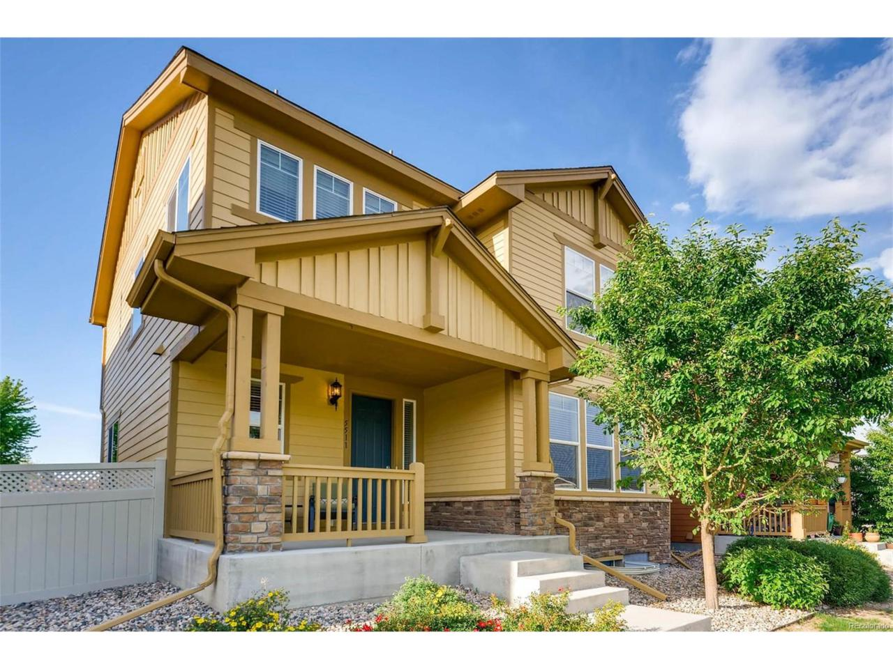 5511 W 73rd Place, Westminster, CO 80003 (MLS #4248403) :: 8z Real Estate